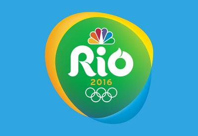 Rio NBC Olympics logo